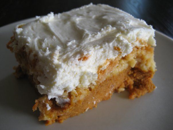 cake pumpkin hazelnut dump cake recipes dishmaps pumpkin hazelnut dump ...
