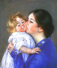 A Kiss For Baby Anne - Mary Cassett