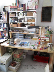 one woman's studio