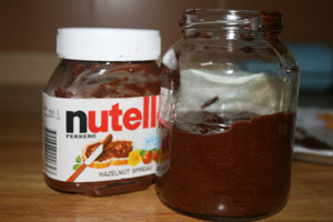 Original Nutella and Home made