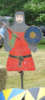 Manikin in Armour