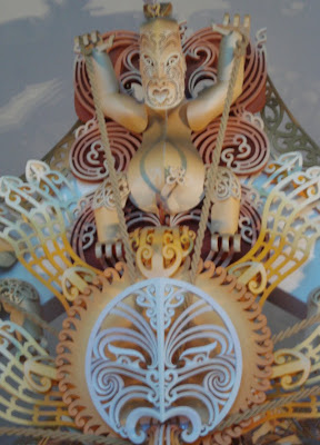 Maui taming the sun - a Māori legend
