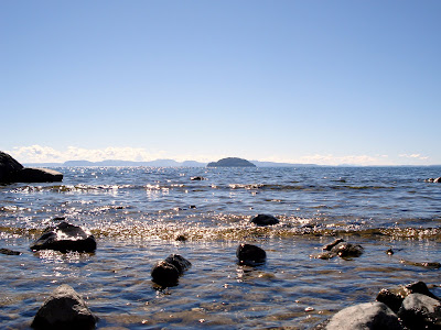 Link to image of Lake Taupo