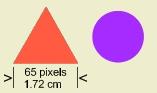 Coloured Shapes