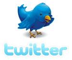 Também estamos no twitter