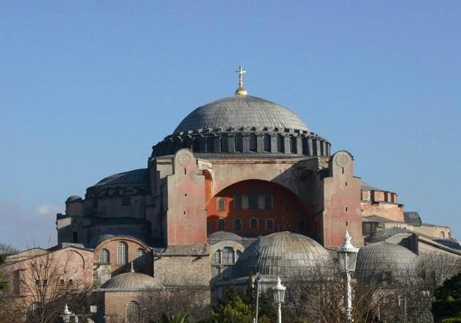 Agia Sofia.