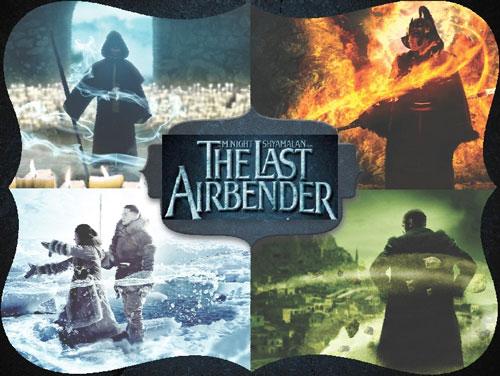 The Last Airbender movies