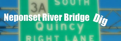 Neponset River Bridge Dig