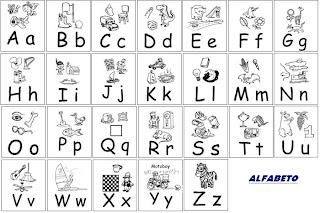 Pedagogia Em Ação Alfabeto