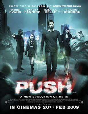 Filme Poster Push [Heróis] DVDRip XViD Dual Audio