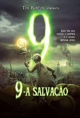 Filme Poster 9: A Salvação DVDRip RMVB Dublado