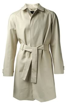 Winter 2010 Trench Coats