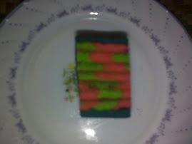 A slice of batik sutera