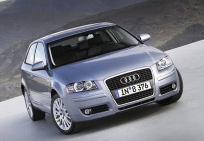 Audi A3 Studio Side
