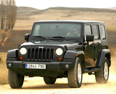 2009 Jeep Wrangler Unlimited luxury car picture