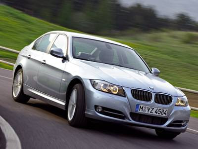 bmw 3 series coupe 2009. 2011 2009 BMW 3 Series 335i