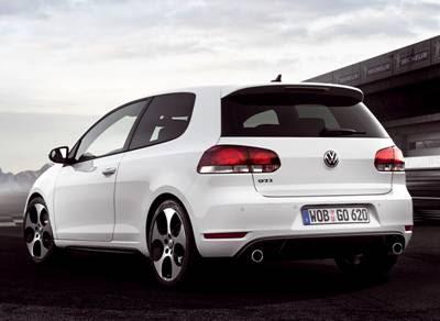 2009 Volkswagen Golf GTI 3d