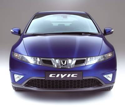 New Honda Civic 5D | Luxury Sports Car Photos