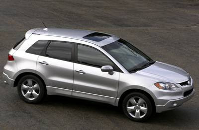 Acura  Reviews on Acura Rdx At The Acura Rdx A 2 3 Litre