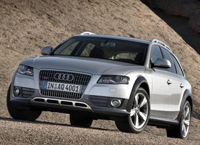 2010 Audi A6 View