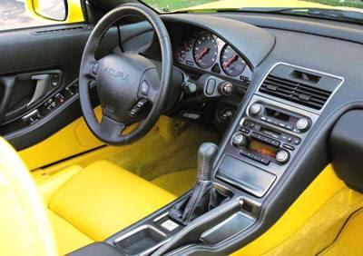 2005 Acura NSX