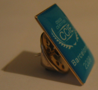CCIE Label Pin 2