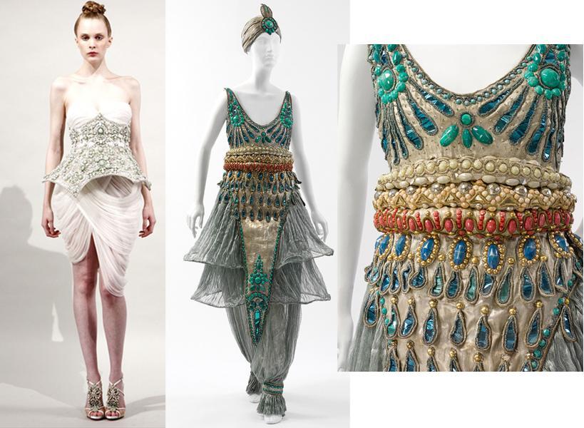 Poudre De Riz The Fashion History Modern Sherazad