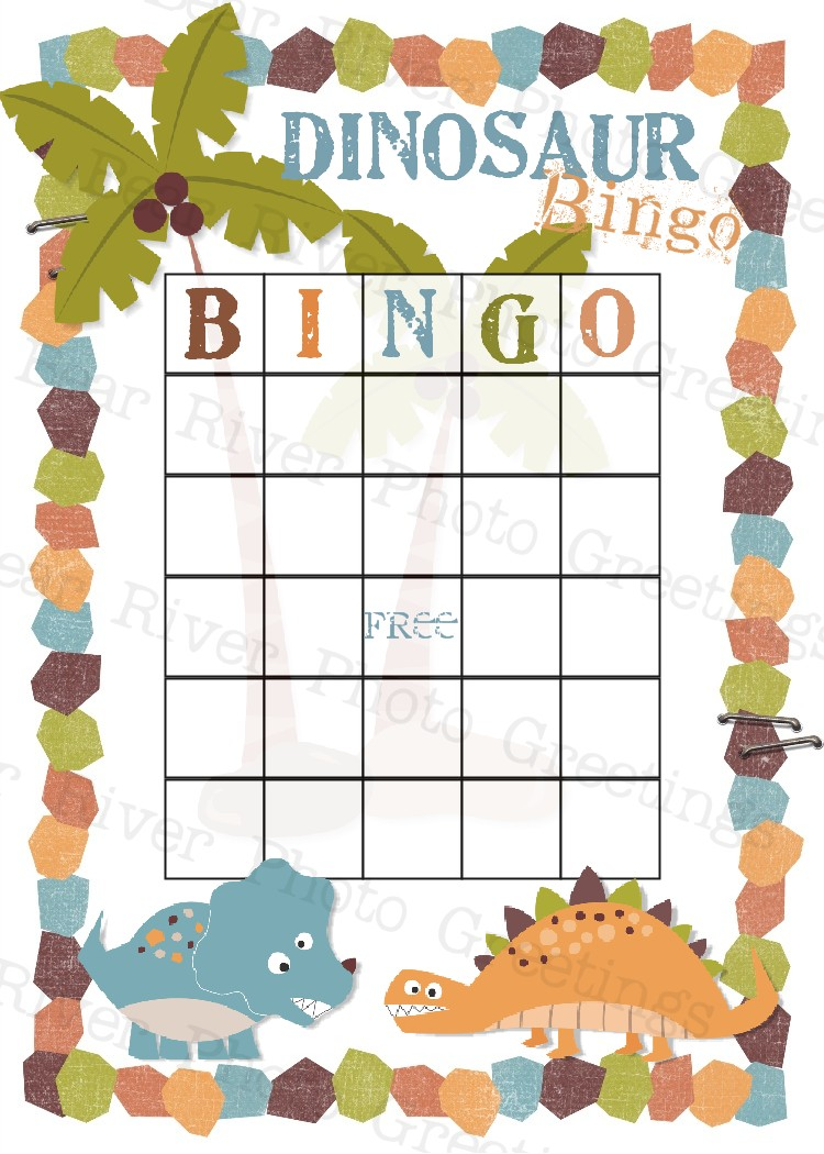 Bear River Photo Greetings: Printable Bingo Card to Match our ...