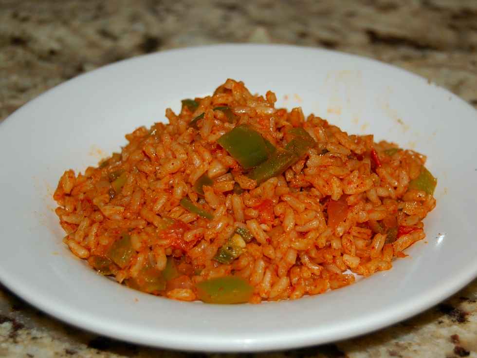 Smokin' Oven: Mexican Rice