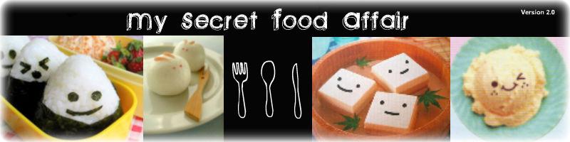 My Secret Food Affair
