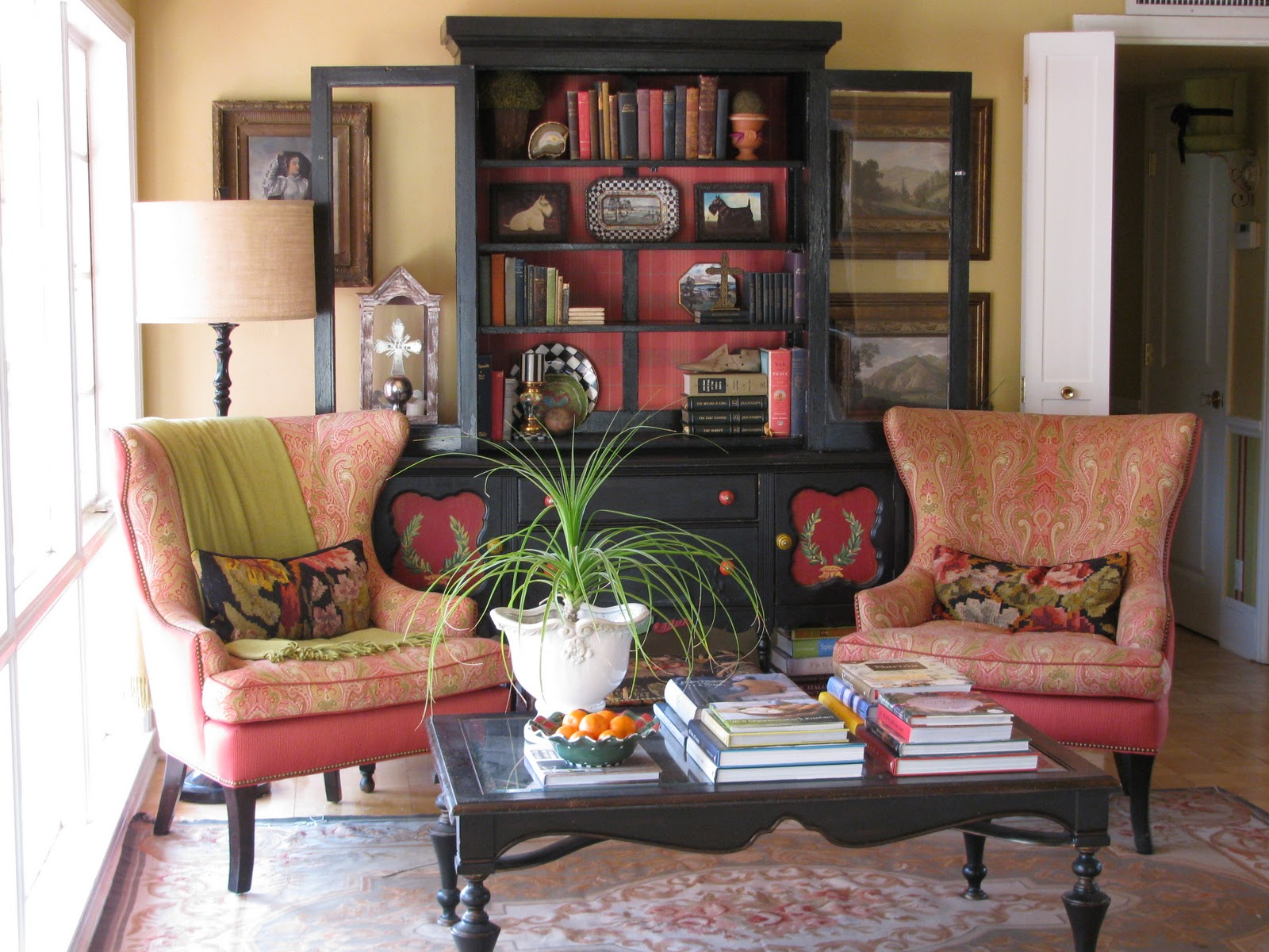 What Is Your Own Personal Style Mine English Country Mixed With French And Then Throw In A Little Whimsy Some Junk I Am At Home