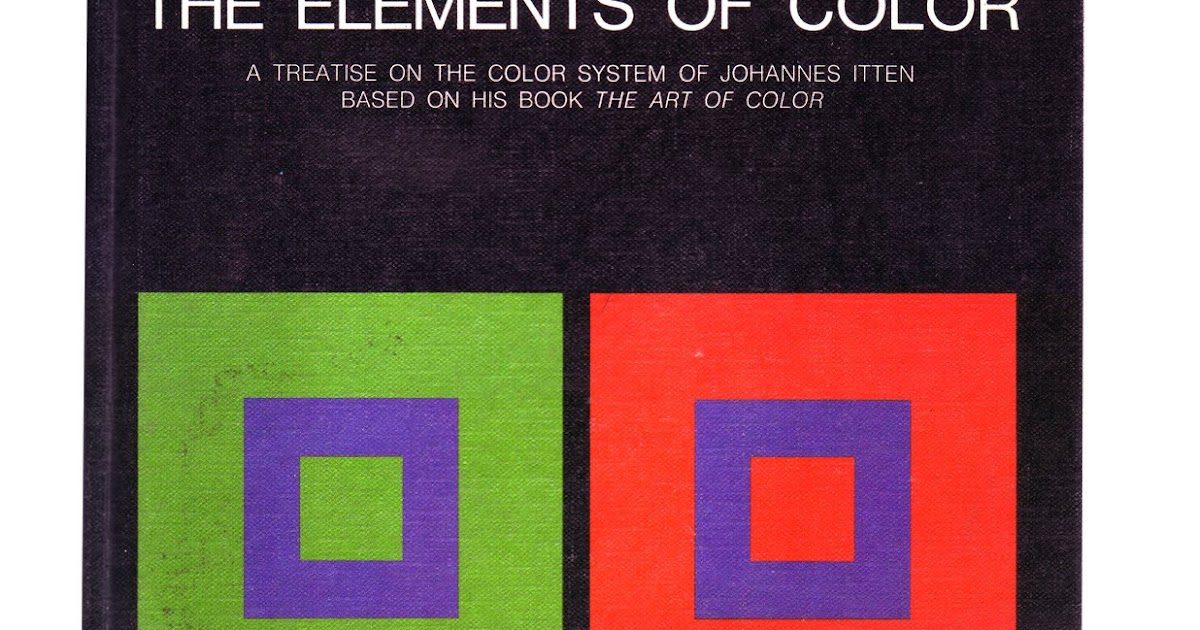 The Elements Of Color : The neon spectacle elements of color itten
