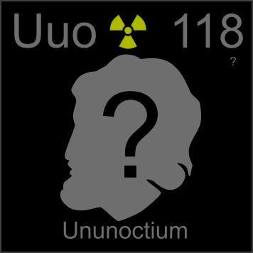 ununoctium ธาตุ ที่ หนักที่สุดในโลก