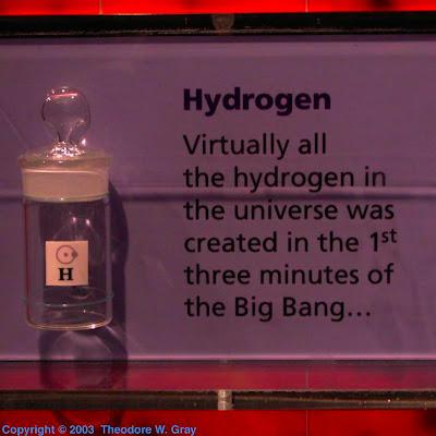 ตัวอย่าง ก๊าซ ไฮโดรเจน