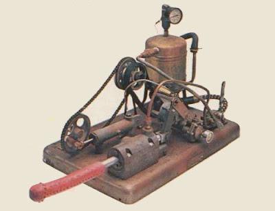 เครื่อง Vibrator เครื่องแรกของโลก