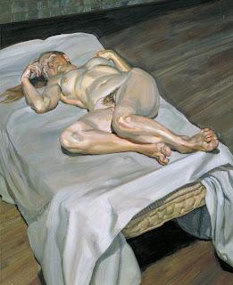 ผลงานของ  Lucian Freud