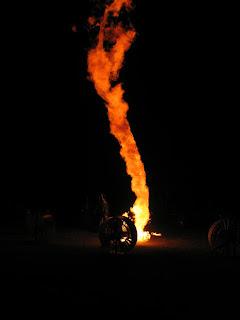 ปรากฏการณ์ธรรมชาติ เพลิง