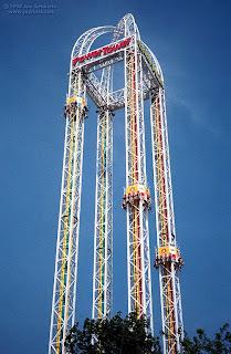 เครื่องเล่น power tower