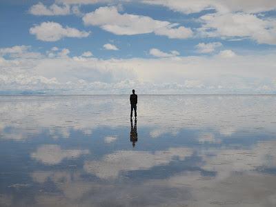 ทะเลทราย ไร้แผ่นดิน สวยที่สุดในโลก