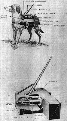 หมาระเบิด พลีชีพ
