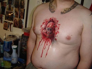 The Extreme Tattoo