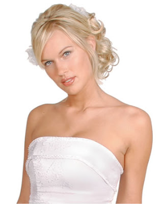 Short Hair Wedding Hairstyles