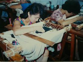 八十年代景點:蘇綉工藝廠