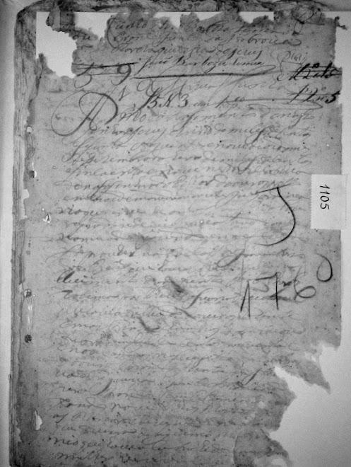 Inventário de João Barbosa Lima - 1760