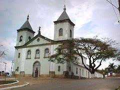 Igreja de Santo Antonio da Lagoa Dourada , MG