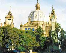Igreja Matriz de Nossa Senhora Madre de Deos de Porto Alegre , RS