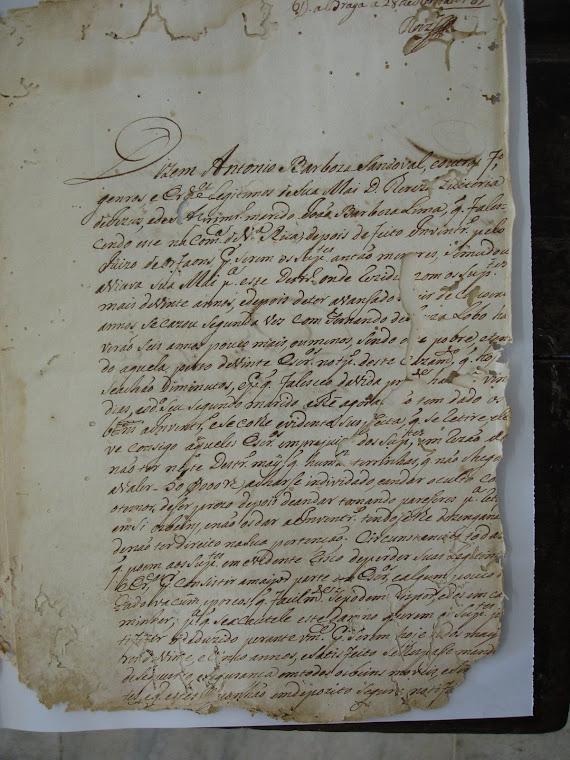 Processo de Busca e Apreensão - Pitangui 1787