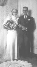 Mario Porto Sandoval e sua esposa Idis Duriguetto