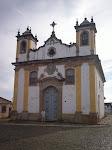 Portal da igreja de Itatiaia , MG