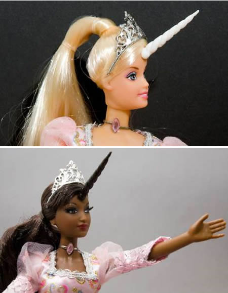 Princess Unicorn Barbie